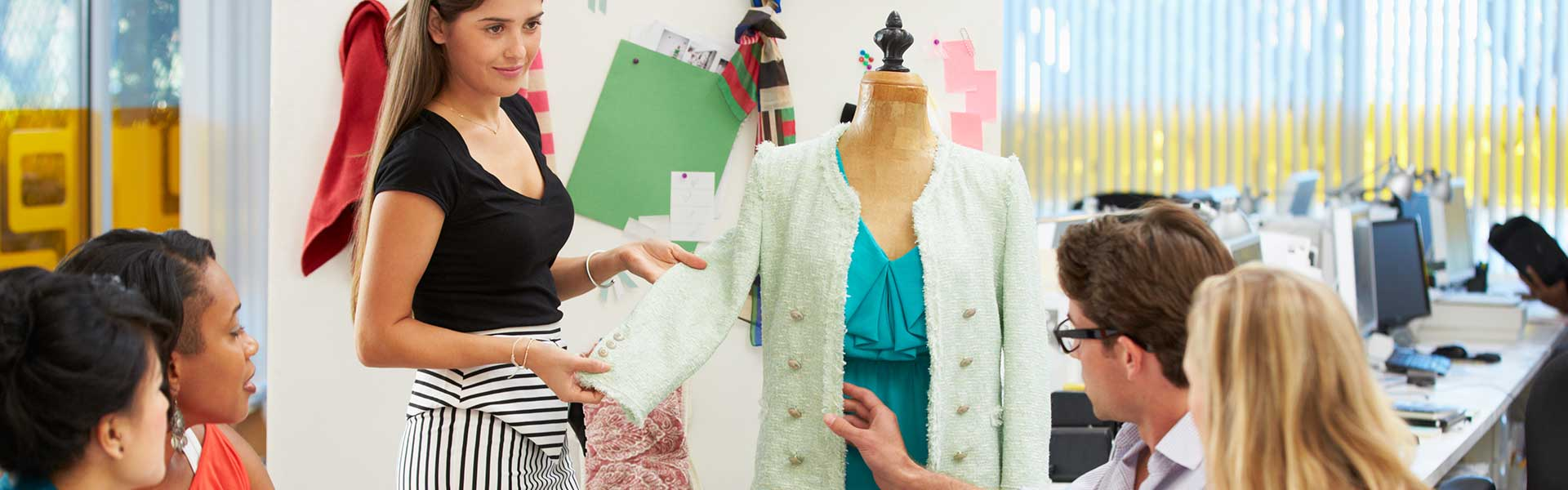 L4 Garment Technology For Fashion Compare The Course